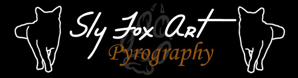 Sly Fox Art Banner